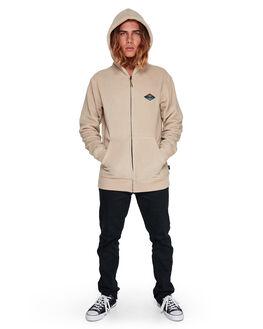 KHAKI MENS CLOTHING BILLABONG JUMPERS - BB-9507635-KHA