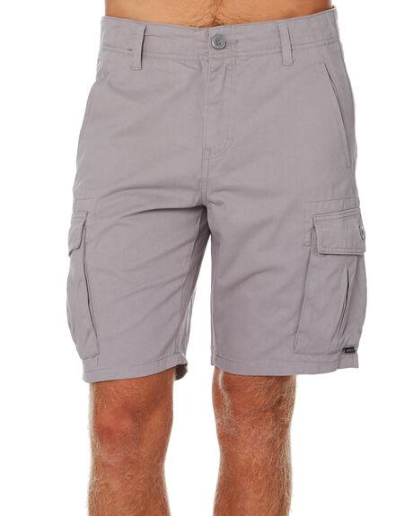 LIGHT GREY MENS CLOTHING DEPACTUS SHORTS - D5183236LTGRY