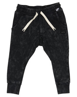PIGMENT BLACK KIDS BOYS MUNSTER KIDS PANTS - MK182TR08PBLK