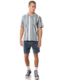 SLATE MENS CLOTHING KATIN SHORTS - WSKOR00SLA