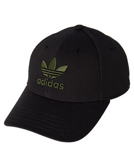 BLACK NIGHT CARGO MENS ACCESSORIES ADIDAS HEADWEAR - DV0171BNC