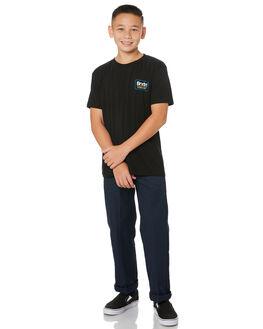 DARK NAVY KIDS BOYS DICKIES PANTS - QP874DNVY