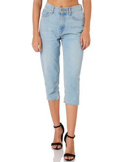 LOVE STONED WOMENS CLOTHING LEVI'S JEANS - 73182-0001LOV