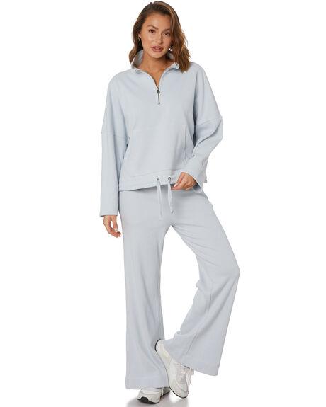 BLUE WOMENS CLOTHING THE UPSIDE ACTIVEWEAR - USW221099BLU