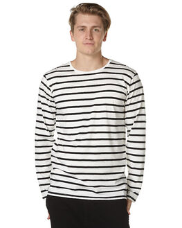 OFF WHITE MENS CLOTHING BANKS TEES - WLTS0011OWH