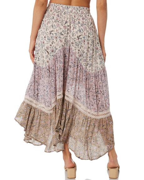 MULTI WOMENS CLOTHING TIGERLILY SKIRTS - T611273NAT