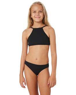 BLACK KIDS GIRLS RIP CURL SWIMWEAR - JSIDW10090