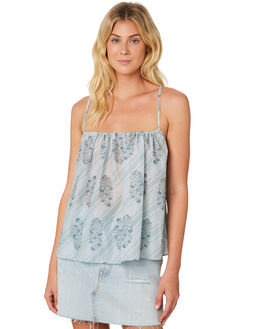 MINT WOMENS CLOTHING TIGERLILY FASHION TOPS - T395031MINT