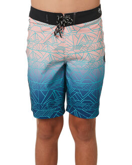 PINK TINT KIDS BOYS HURLEY BOARDSHORTS - CT6952631