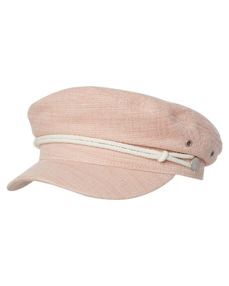 SHELL PINK OUTLET WOMENS RUSTY HEADWEAR - HHL0519SHP