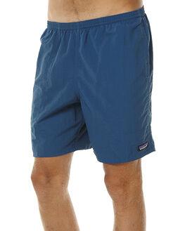 GLASS BLUE MENS CLOTHING PATAGONIA BOARDSHORTS - 58033GLSB
