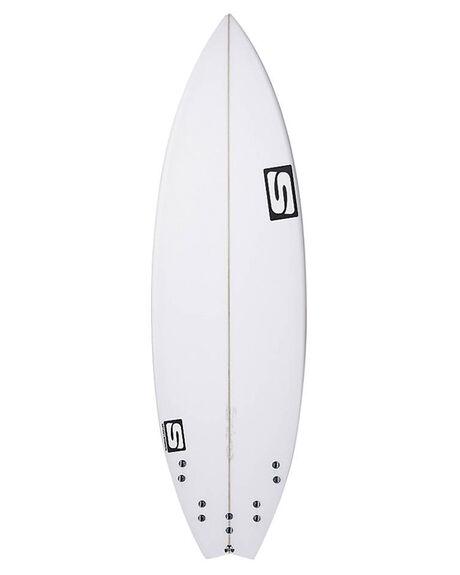 CLEAR BOARDSPORTS SURF SIMON ANDERSON SURFBOARDS - SASPUDNICKCLR