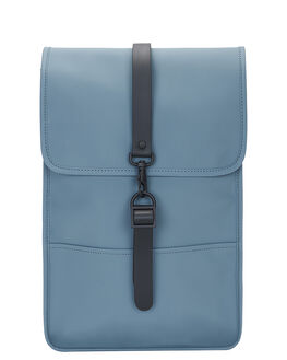 TEAL MENS ACCESSORIES RAINS BAGS - RNS1280TEAL