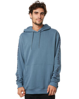 BLUE MIRAGE PEACOAT MENS CLOTHING HERSCHEL SUPPLY CO JUMPERS - 50033-00628