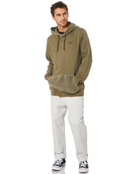 WASHED OLIVE MENS CLOTHING SWELL JUMPERS - S5204446WSHOL