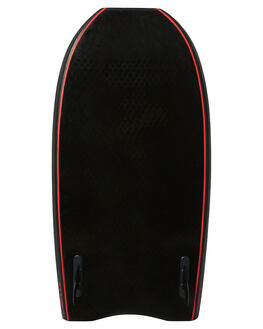 BLACK RED BOARDSPORTS SURF DRAG BODYBOARDS - DBCSPEEDBLKRD