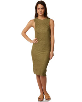 GOLDNO WOMENS CLOTHING MINKPINK DRESSES - MB1703452GOLD
