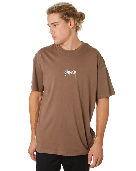 CARIBOU MENS CLOTHING STUSSY TEES - ST082000CARIB