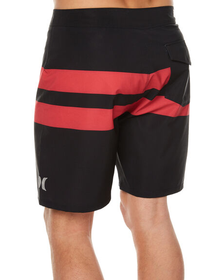BLACK 2 MENS CLOTHING HURLEY BOARDSHORTS - MBS000743000A2