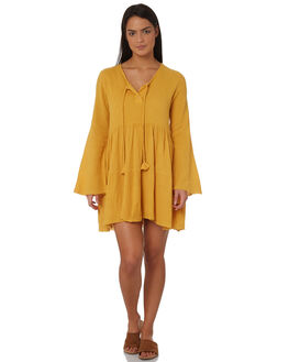HONEY WOMENS CLOTHING RUE STIIC DRESSES - SA18-12-H-B-HON