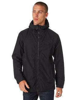 TRUE BLACK MENS CLOTHING BURTON JACKETS - 17767103001TRBLK