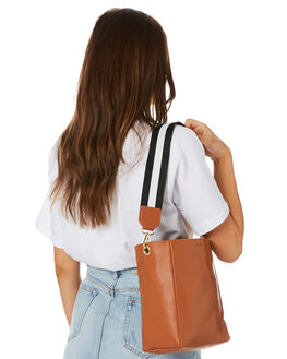 TAN WOMENS ACCESSORIES RUSTY BAGS + BACKPACKS - BFL1058TAN