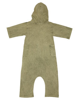 OLIVE KIDS BABY CHILDREN OF THE TRIBE CLOTHING - BYRP0344OLV