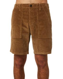 ALMOND MENS CLOTHING RHYTHM SHORTS - JUL19M-WS03-ALM