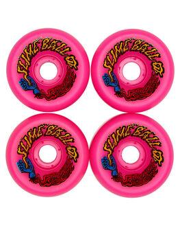 PINK SKATE HARDWARE SANTA CRUZ  - S-SCW1892PINK