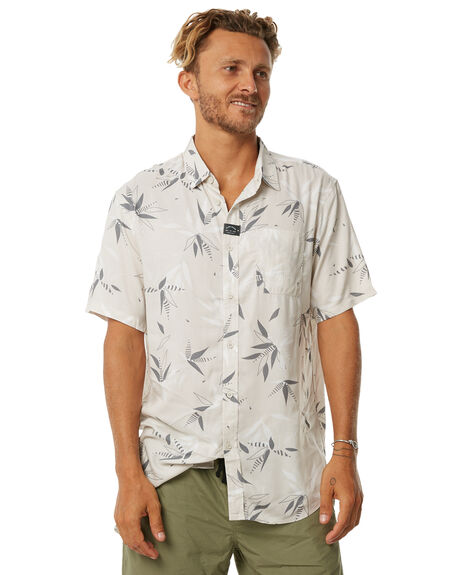 ECRU MENS CLOTHING GLOBE SHIRTS - GB01724009ECR