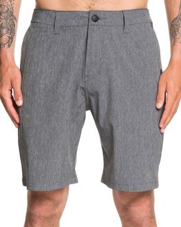 BLACK MENS CLOTHING QUIKSILVER SHORTS - EQYWS03583-KVJ0