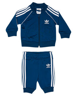 LEGEND MARINE KIDS BOYS ADIDAS JUMPERS + JACKETS - DV2821LMAR