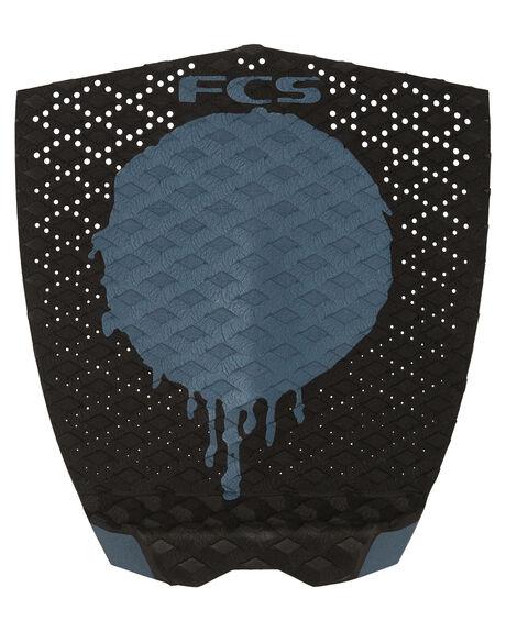 BLACK SLATE BOARDSPORTS SURF FCS TAILPADS - 26827BKSL1
