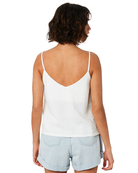 OFF WHITE WOMENS CLOTHING MINKPINK FASHION TOPS - MP1904402OWHI