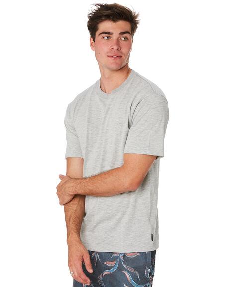 GREY MARLE MENS CLOTHING RUSTY TEES - TTM2261GMA