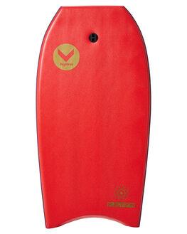 RED NAVY BOARDSPORTS SURF HYDRO BODYBOARDS - EB18-HYDREDNY