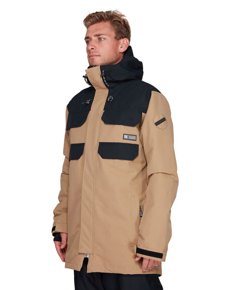 KELP BOARDSPORTS SNOW DC SHOES MENS - EDYTJ03096-CLM0