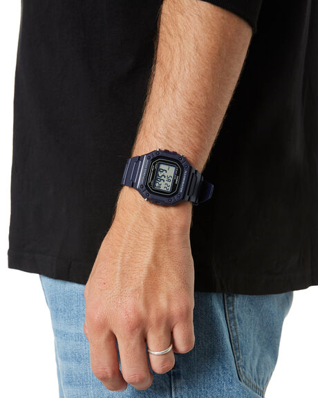 NAVY MENS ACCESSORIES CASIO WATCHES - W218H-2ANVY