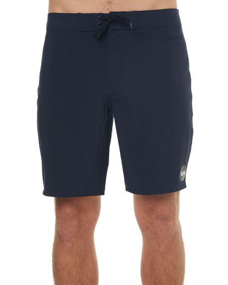 NEW NAVY MENS CLOTHING RVCA BOARDSHORTS - R171412NNVY