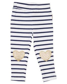 COOL WHIP KIDS TODDLER GIRLS BILLABONG PANTS - 5575414CWH