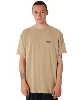SAFARI MENS CLOTHING STUSSY TEES - ST071000SAF