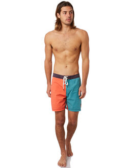 MULTI PANELS MENS CLOTHING DEUS EX MACHINA BOARDSHORTS - DMS82668BMULPA