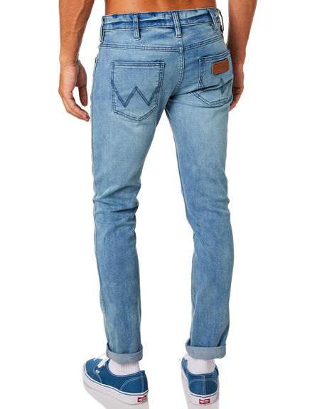 CYANIDE MENS CLOTHING WRANGLER JEANS - W-901233-EY1CYAN