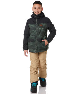LODEN GREEN BOARDSPORTS SNOW RIP CURL KIDS - SKJBA49134