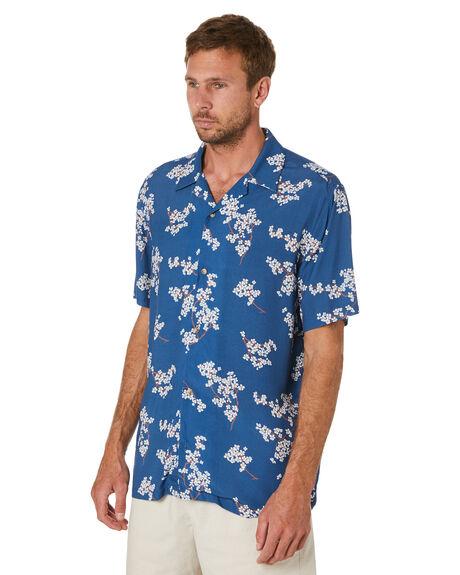 INDIGO MENS CLOTHING SWELL SHIRTS - S5222166CHV
