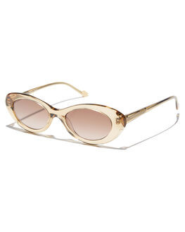 CHAMPAGNE ALE WOMENS ACCESSORIES SUNDAY SOMEWHERE SUNGLASSES - SUN500617550