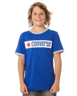 CONVERSE BLUE KIDS BOYS CONVERSE TEES - R968686024