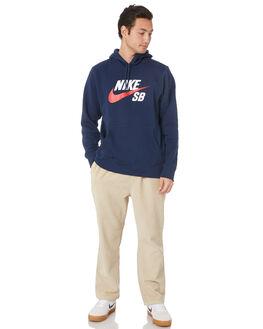 NAVY MENS CLOTHING NIKE JUMPERS - AJ9733410