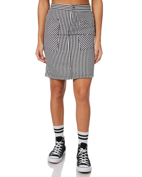STRIPE OUTLET WOMENS AFENDS SKIRTS - W181900STR