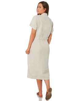 SAND WOMENS CLOTHING THE HIDDEN WAY DRESSES - H8201442SAND